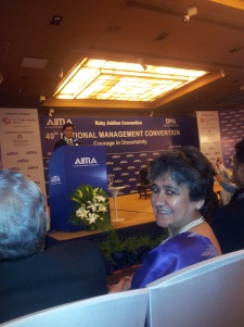 Sharukh Khan at AIMA