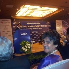 Sharukh Khan at AIMA